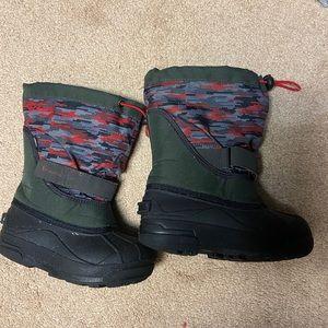 Columbia boys snow boots